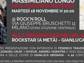 """""""ROCKSTAR metà)"""", biografia autorizzata GIANLUCA GRIGNANI scritta assistente personale, MASSIMILIANO LONGO."""