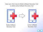 Nokia Software Recovery Tool adegua rebranding Microsoft chiamerà