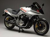 Suzuki Katana Moto Modeling (Tamiya)