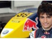 Sainz Bull test Dhabi