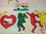 Voglia divertirsi fare festa Keith Haring!! A...