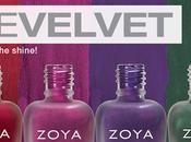 Zoya, MatteVelvet Collection Winter 2014 Preview