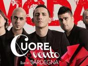 Modà concerto Cagliari: SOLD date novembre alla Fiera Campionaria.
