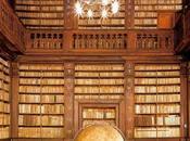 L'antica biblioteca Fermo, Marche. ancient library Marche