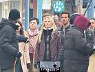 """Once Upon Time nuove foto anticipano panico Storybrooke Cruella"