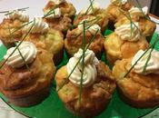Muffin salmone affumicato