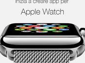 Apple rilascia WatchKit: possibile sviluppare Watch