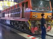 treno Bangkok Ayutthaya