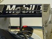 Dhabi: posteriore convenzionale sulla MP4-29 tanti sensori