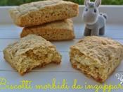 Biscotti morbidi inzuppare senza burro uova (…vegan!)