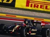Dhabi. Grosjean penalizzato posizioni!