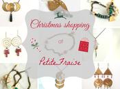 Xmas shopping PetiteFraise: promo codes, deadlines, custom orders craft markets