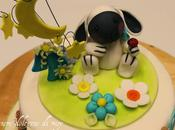 Sheep cake primo compleanno