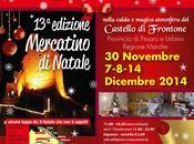 castello pieno sorprese natalizie Frontone (PU)