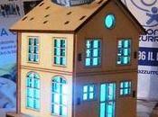 L'HO! Casette Luce Telefono Azzurro aspettano piazza Novembre