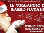 Borgo Ficana Macerata torna trasformarsi Villaggio Babbo Natale