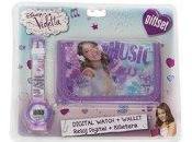 Gift portafoglio orologio Violetta