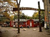 Christiania: città Autogestita cuore Copenhagen