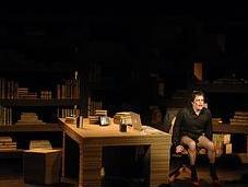 """senso tarantino teatro: debutto drammaturgo """"trittico"""""""
