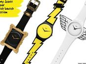 Collaboration jeremy scott swatch watch collection