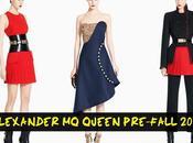 New// collezione pre-fall 2011 alexander queen
