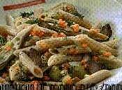 Pasta integrale carciofi tartufo