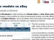 Usa, paesino venduto Ebay