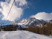 Dove imparare sciare Dolomiti Superski