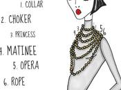 Necklace glossary with Margaux Brooke