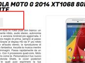 Motorola Moto 2014 nuovamente disponibile Glistockisti.it euro
