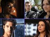 SPOILER Girl, Grey's Anatomy, Affair, Faking HTGAWM, Supernatural, Teen Wolf, Chasing Life altri