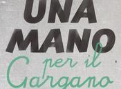 Illustrazione solidale: mano Gargano