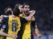 Atletico Madrid-Olympiakos, probabili formazioni