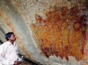 """""""India: Pitture Rupestri Mila Anni sembrano mostrare degli UFO"""""""