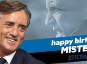 Inter: Mancini compie anni
