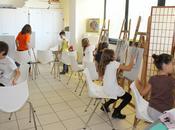 Materiali tecniche pittoriche spiegate bambini