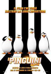 Recensione nuovo film animazione Pinguini Madagascar