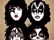 Fanzine numero dedicato Kiss