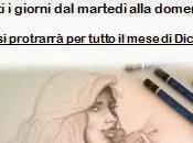 Dicembre mostra disegno Sarah Lucero Bacci Bistrò Firenze