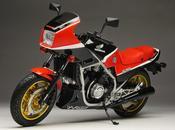 Honda Moto Modeling (Tamiya)