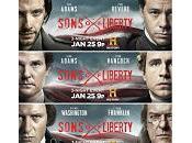 "History rilascia poster ""Sons Liberty"" nomi famosi"