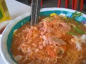 rapporto piccante: sopravvivere alla cucina thai