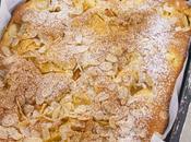 Torta mele svedese Swedish apple cake