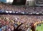 (VIDEO)Manchester City fans singing Oasis Wonderwall #thisisfootball
