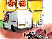 """Inghilterra l'ukip appropria vignetta satirica fare auguri buon natale, l'autore: """"non hanno chiesto permesso"""""""