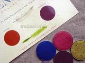 Nabla cosmetics genesis collection swatches comparison