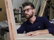 "falegname sfrutto lauree Ingegneria Design"". L'esperienza Marco, porta digitale bottega"