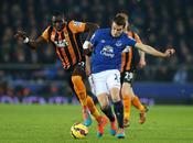 Everton-Hull City 1-1: Lukaku basta, Bruce azzecca cambio