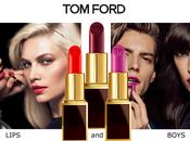 FORD Collezione Lipstick LIPS BOYS