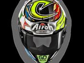 Airoh GP500 Replica Loris Capirossi 2015